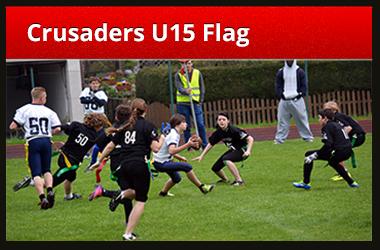 crusaders-u15-flag