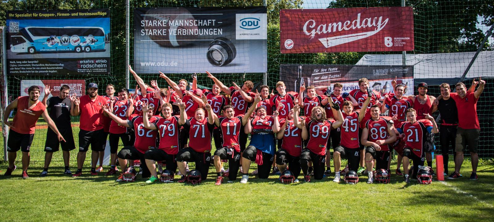 Burghausen_Crusaders_U19_Meister