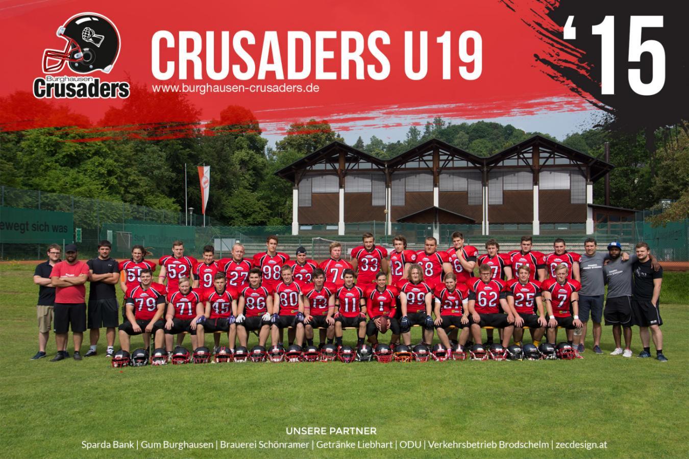 Jonas Eschenfelder: Meine Saison in den USA - Burghausen Crusaders