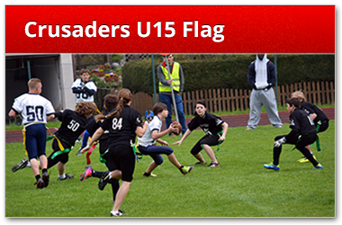 crusaders-u15-flag