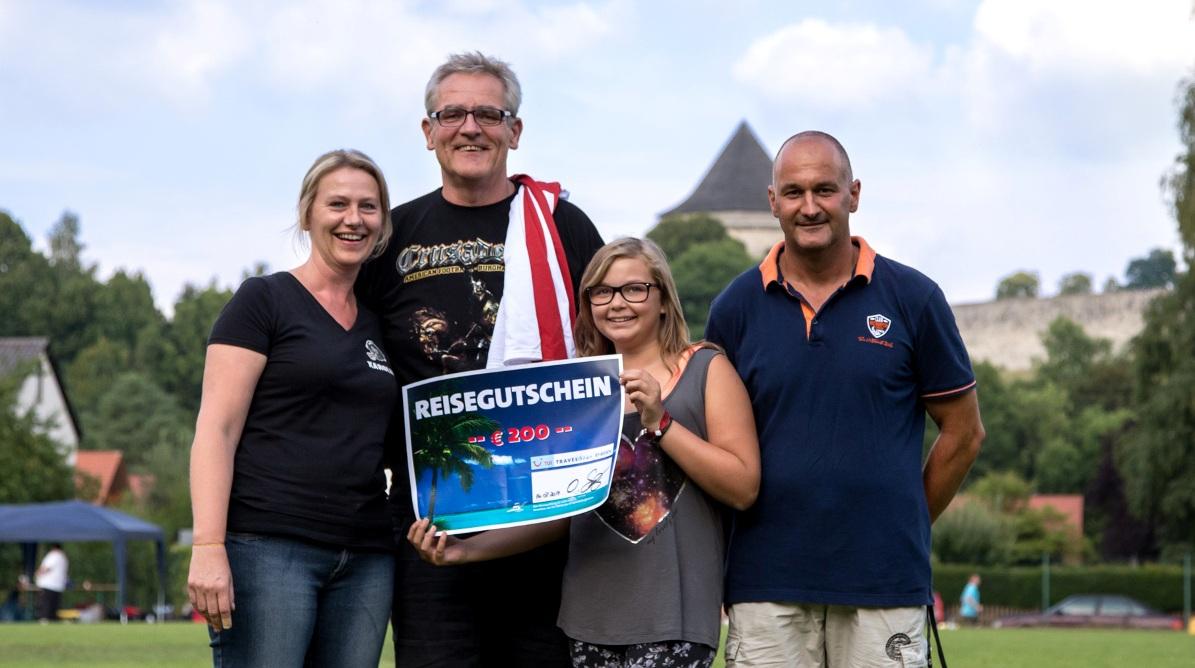 PR - Burghausen Crusaders